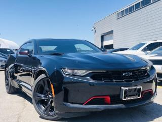 Used 2019 Chevrolet Camaro |RS|REAR VIEW|PUSH START|APPLE CARPLAY|ALLOYS & MORE! for sale in Brampton, ON