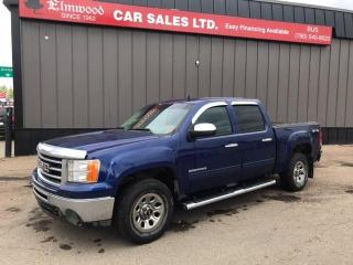 Used 2013 GMC Sierra 1500 SL NEVADA for sale in Edmonton, AB
