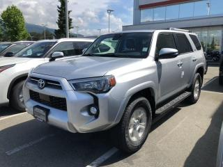 New 2020 Toyota 4Runner SR5 for sale in North Vancouver, BC