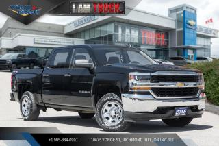 Used 2016 Chevrolet Silverado 1500 LS for sale in Richmond Hill, ON