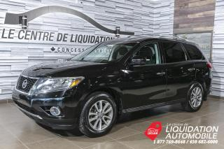 Used 2013 Nissan Pathfinder AWD+MAGS+CAM/REC+A/C+BLUETOOTH for sale in Laval, QC