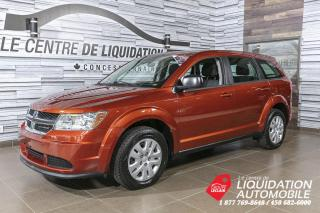 Used 2014 Dodge Journey Canada Value Pkg+GR/ELE+A/C for sale in Laval, QC