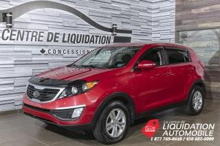 Used 2012 Kia Sportage LX+AWD+MAGS+A/C+GR/ELEC for sale in Laval, QC
