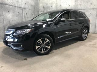 Used 2017 Acura RDX ELITE GPS TOIT SIEGES CHAUFFANTS ANGLE MORT 279HP for sale in St-Nicolas, QC