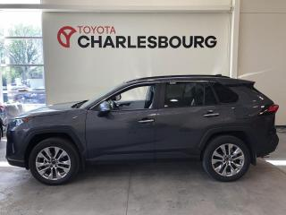 Used 2019 Toyota RAV4 LIMITED AWD for sale in Québec, QC