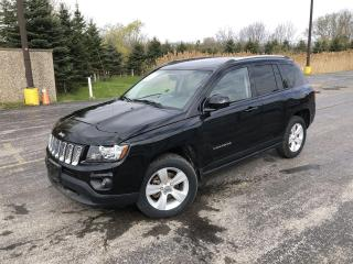 Used 2016 Jeep Compass North 4WD for sale in Cayuga, ON