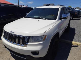Used 2011 Jeep Grand Cherokee 4WD 4dr Overland for sale in Beauport, QC