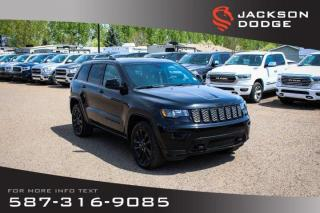 Used 2019 Jeep Grand Cherokee Altitude - Remote Start, Sunroof, NAV for sale in Medicine Hat, AB