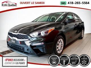 Used 2020 Hyundai Elantra LX* CVT* CARPLAY* CECI EST UN KIA FORTE* for sale in Québec, QC