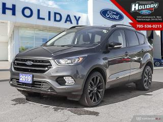 Used 2019 Ford Escape Titanium for sale in Peterborough, ON