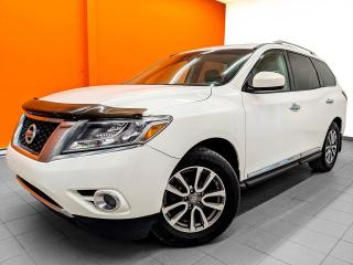 Used 2013 Nissan Pathfinder SL AWD SIÈGES / VOLANT CHAUFF TOIT PANO *CUIR* for sale in Mirabel, QC