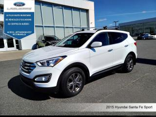 Used 2015 Hyundai Santa Fe Sport FWD 4DR 2.4L PREMIUM for sale in Victoriaville, QC