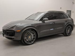 Used 2019 Porsche Cayenne TURBO/PREMIUM PLUS PKG/ADAPTIVE CRUISE CONTROL/LOADED! for sale in Toronto, ON