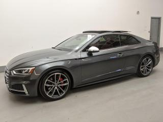 Used 2018 Audi S5 Coupe S5 TECHNIK/MASSAGE SEATS/BANG&OULFSEN/HEADS-UP DISPLAY! for sale in Toronto, ON