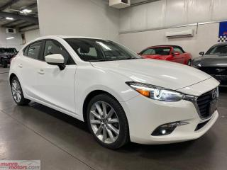 Used 2018 Mazda MAZDA3 Sport SOLD SOLD SOLD GT Auto hatchback NAV Remote Start Sunroof for sale in St. George Brant, ON