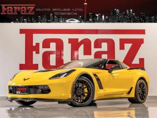 Used 2019 Chevrolet Corvette Z06|2LZ|650HP|TARGA|HUD|CARBON FIBER|CAMERAS|LOADED for sale in North York, ON