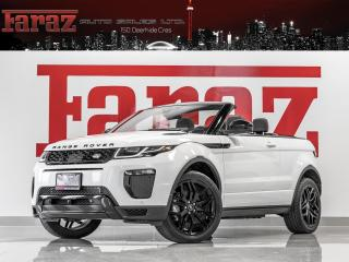 Used 2017 Land Rover Evoque *CONVERTIBLE*|DYNAMIC|HSE|HUD|ADAPT CRZ|AEB|NAVI|360CAM|LOADED for sale in North York, ON