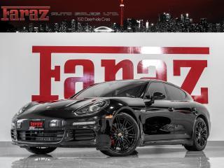 Used 2016 Porsche Panamera 4 EDITION|120K MSRP|BURMESTER|20