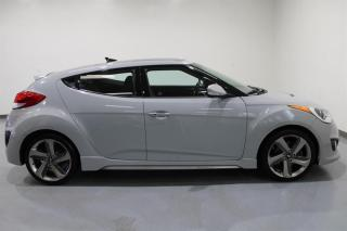 Used 2014 Hyundai Veloster Turbo 6sp for sale in Mississauga, ON