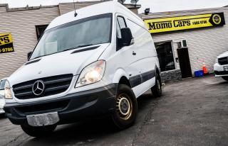 Used 2012 Mercedes-Benz Sprinter 2500! High Roof! DIESEL! for sale in St. Catharines, ON