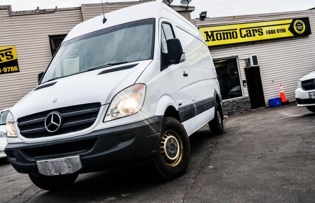 2012 Mercedes-Benz Sprinter 2500! High Roof! DIESEL!