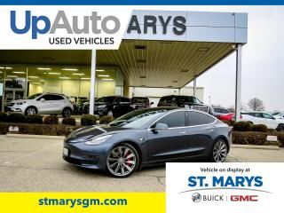 Used 2020 Tesla Model 3 Performance for sale in St. Marys, ON