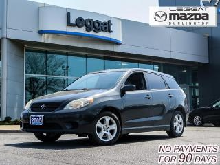 Used 2005 Toyota Matrix BASE for sale in Burlington, ON