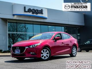 Used 2017 Mazda MAZDA3 GX for sale in Burlington, ON