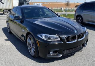 Used 2016 BMW 535 4dr Sdn 535d Diesel xDrive AWD for sale in Dorval, QC
