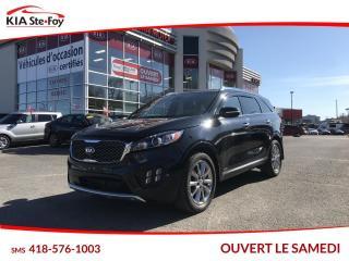 Used 2018 Kia Sorento *SXL *V6 *CUIR *TOIT* for sale in Québec, QC