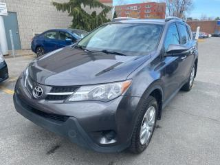 Used 2015 Toyota RAV4 LE   AWD for sale in Longueuil, QC