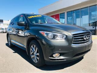 Used 2014 Infiniti QX60 AWD 4dr for sale in Lévis, QC