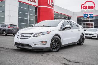 Used 2012 Chevrolet Volt P4994A  BLANC for sale in Terrebonne, QC