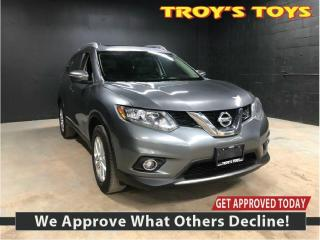Used 2015 Nissan Rogue SV for sale in Guelph, ON