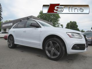 Used 2016 Audi Q5 S-LINE *COMPETITION* MAGS 20 CUIR QUATTRO for sale in St-Eustache, QC