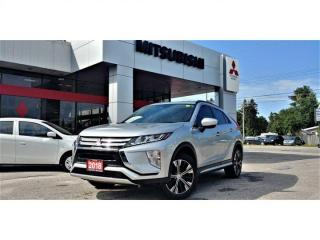 Used 2018 Mitsubishi Eclipse Cross SE for sale in North Bay, ON