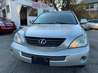 Used 2006 Lexus RX 400h Lexus 400h/Clean Carfax /Safety Certifiction included Asking Price for sale in Toronto, ON