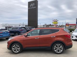 Used 2015 Hyundai Santa Fe Sport Limited for sale in North Bay, ON