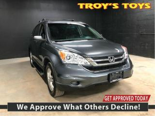 Used 2011 Honda CR-V EX-L for sale in Guelph, ON