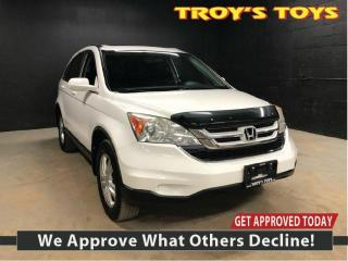 Used 2011 Honda CR-V EX for sale in Guelph, ON
