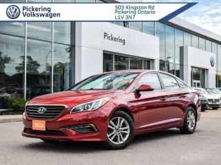 Used 2016 Hyundai Sonata 2.4L GL! AUTOMATIC! for sale in Pickering, ON