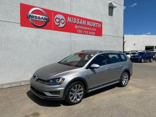 Used 2017 Volkswagen Golf Alltrack for sale in Edmonton, AB