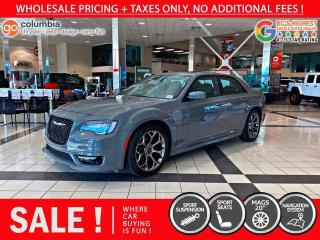 Used 2018 Chrysler 300 300S - Sunroof for sale in Richmond, BC