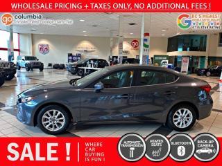 Used 2016 Mazda MAZDA3 GS 4dr FWD Sedan for sale in Richmond, BC