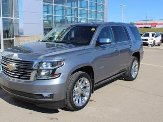 Used 2018 Chevrolet Tahoe Premier 4dr 4WD Sport Utility Vehicle for sale in Peace River, AB