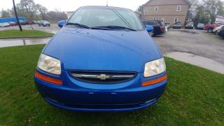 Used 2007 Chevrolet Aveo LS for sale in Windsor, ON