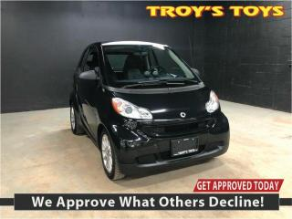 Used 2011 Smart fortwo Pure for sale in Guelph, ON