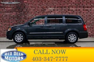 Used 2012 Chrysler Town & Country Touring Leather Nav BCam for sale in Red Deer, AB