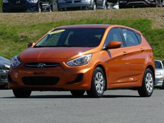 Used 2016 Hyundai Accent à hayon,GL Automatique for sale in St-Georges, QC