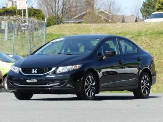 Used 2015 Honda Civic EX 4 portes,automatique for sale in St-Georges, QC